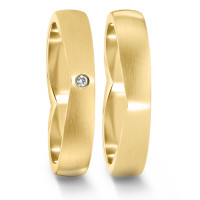 Partnerring  76070 GG 750 4 mm mattiert 1x 0.012