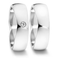 Partnerring  76063 WG 6 mm poliert 1x 0.03