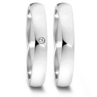 Partnerring  76066 WG 4 mm poliert 1x 0.012