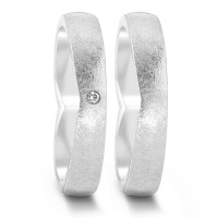Partnerring  76060 WG 4 mm eismatt 1x 0.012
