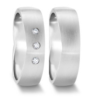 Partnerring  76067 WG 6 mm mattiert 3x 0.02