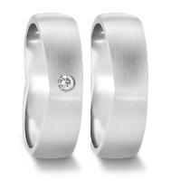 Partnerring  76063 WG 6 mm mattiert 1x 0.03